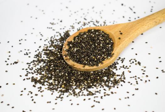 Chia seeds vs Avocado oil